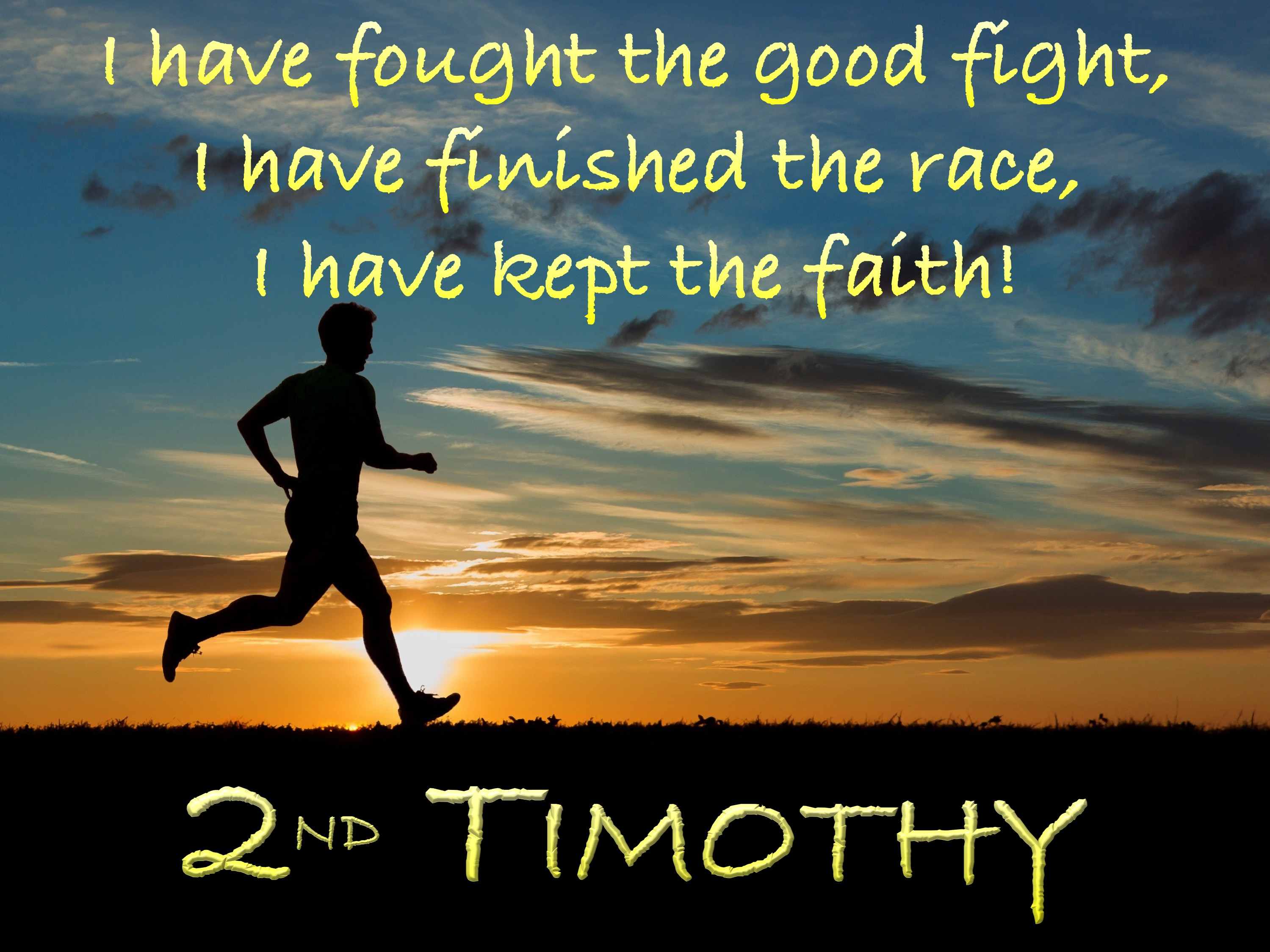 2 Timothy 3:10-17 – Standing Firm in The Word of God | Coonabarabran