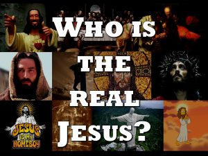 Real Jesus Front